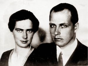 His father was Archduke Anton of Austria and his mother was Princess Ileana of Romania