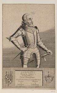 Charles II, Count of Hohenzollern-Sigmaringen