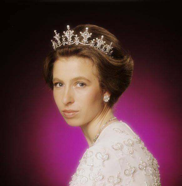 HRH The Princess Anne