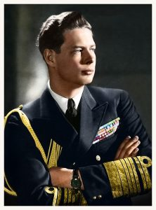 King Michael of Romania in 1947