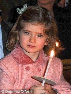 Lady Cosima Rose Alexandra Windsor