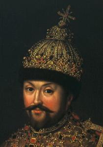 Mikhail Fyodorovich Romanov