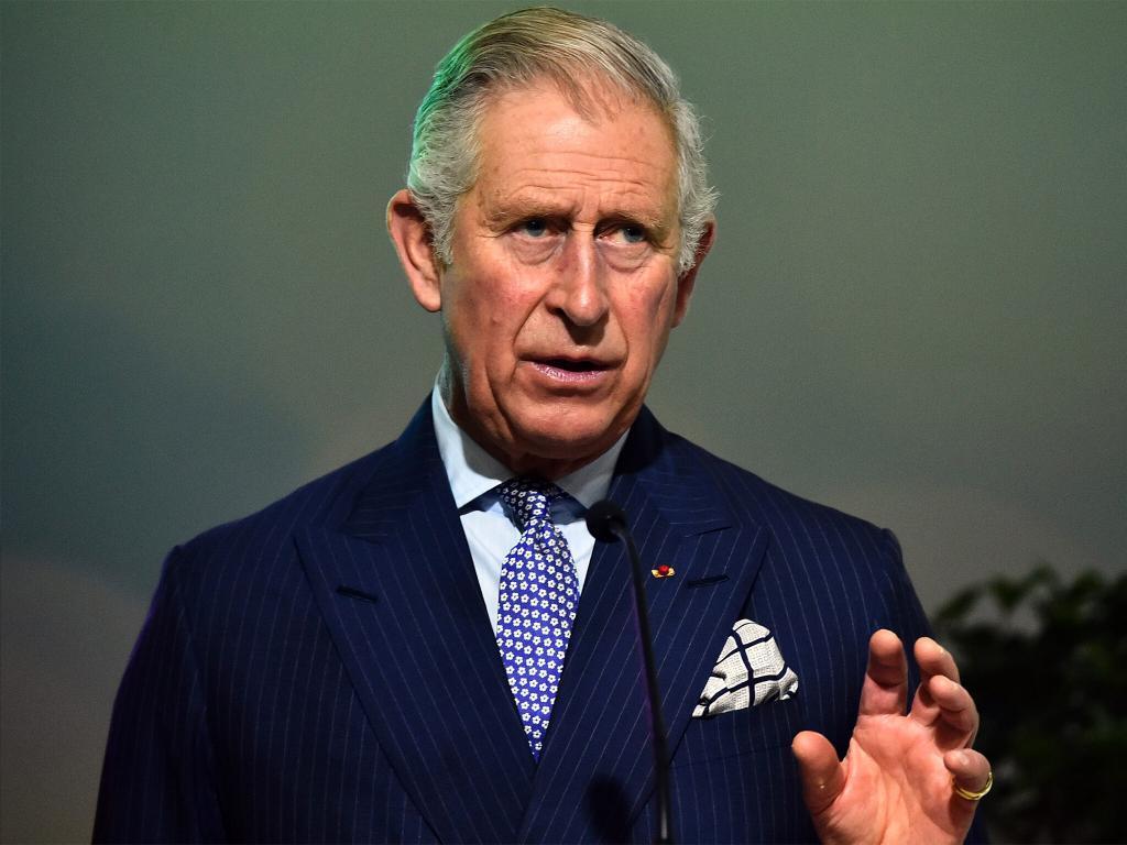 HRH The Prince Charles