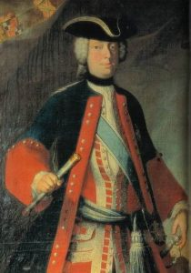 Prince Joseph Ernst Friedrich Karl Anton Meinrad of Hohenzollern-Sigmaringen