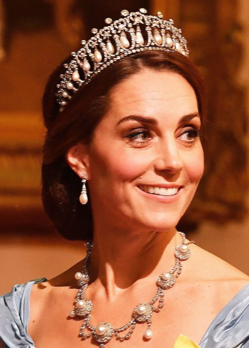 Kate Middleton in Tiara
