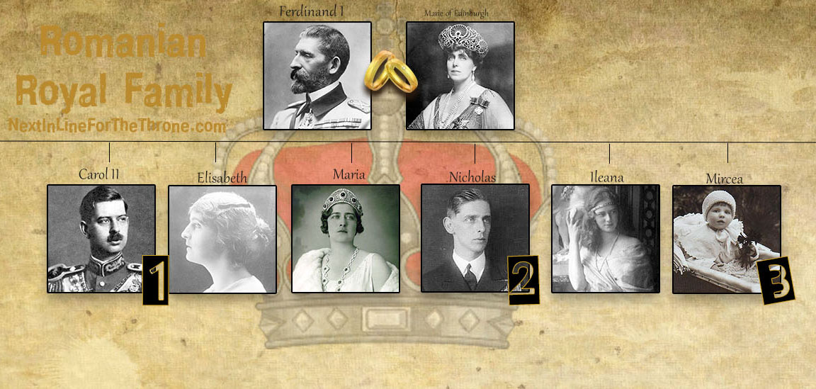 The Romanian Royal Family
